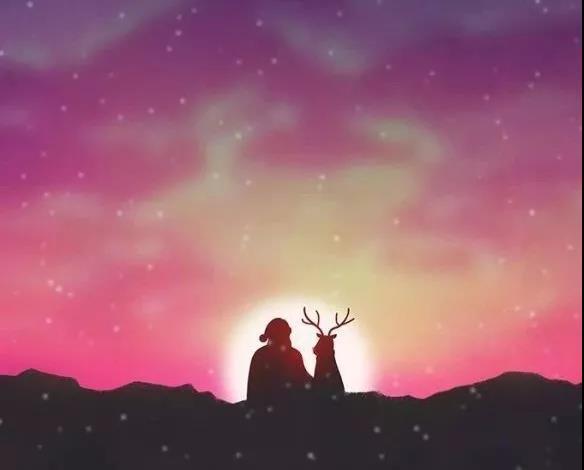 """"""" 今年没下雪,找不到当年的雪了… """""""