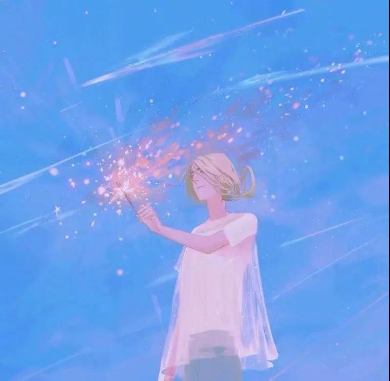 """""""你是天上星,我在人间寻"""""""