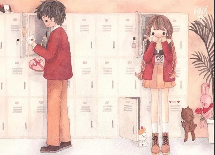 """"""" 我爱你,你什么都是对的 """""""
